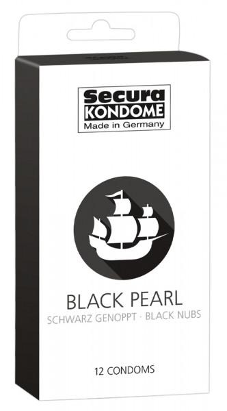 Secura Black Pearl 12 Stk.