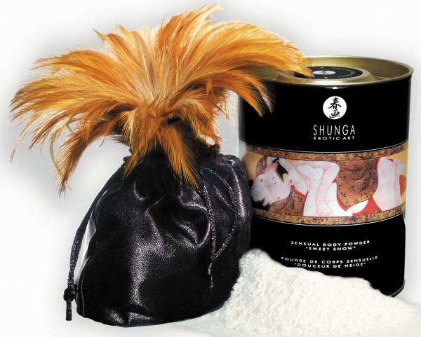 SHUNGA Edible Body Powder Cherry 228g