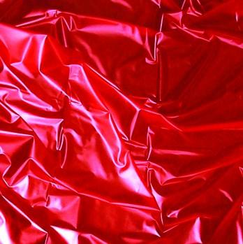 JOYDIVISION Bettlaken rot 180x260cm