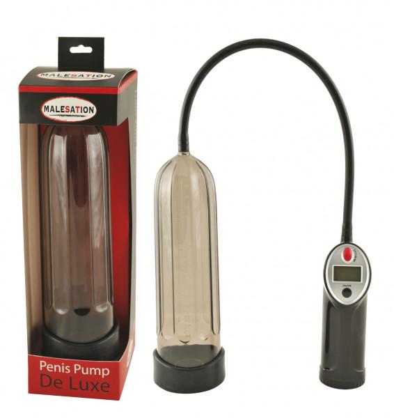 MALESATION Penis Pump de Luxe