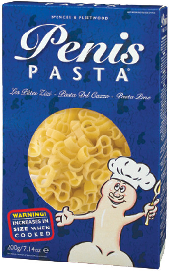 Spencer & Fleetwood Penis-Pasta 200 g