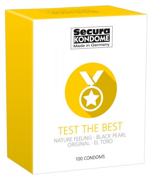 Secura Test the Best 100 Stk.