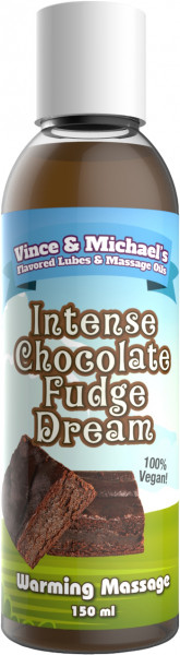 VINCE & MICHAEL's Warming Intense Chocolate Fudge Dream 150ml