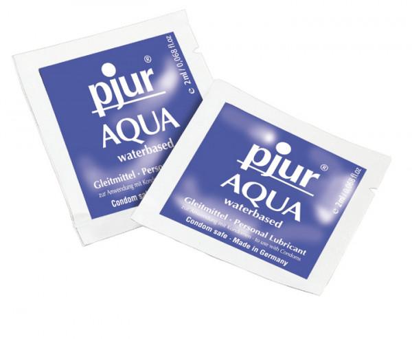 pjur Aqua Sachets 2ml (50er Btl.)