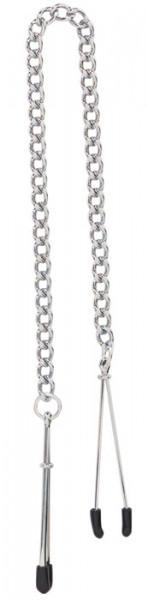 SPARTACUS Tweezer Chain Nipple Clamps