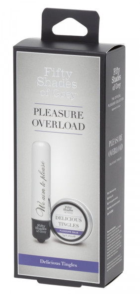 Fifty Shades of Grey Pleasure Overload Delicious Tingles