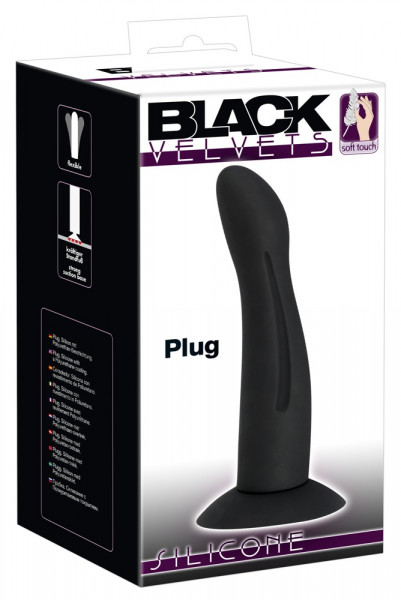 Black Velvets Plug