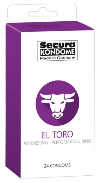 Secura El Toro 24 Stk.