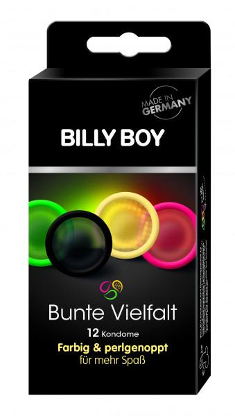 BILLY BOY Bunte Vielfalt 12 St. SB-Pack