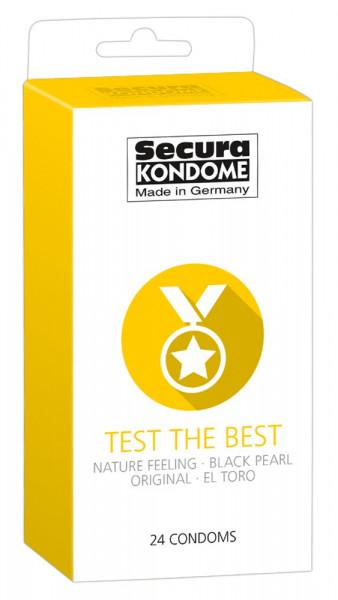 Secura Test the Best 24 Stk.