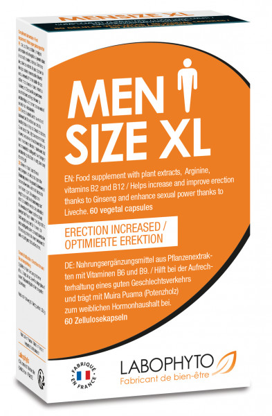 LABOPHYTO Men Size XL (60 Stk.)