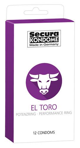 Secura El Toro 12 Stk.