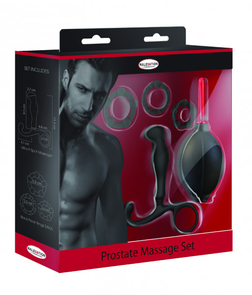 MALESATION Prostate Massage Set