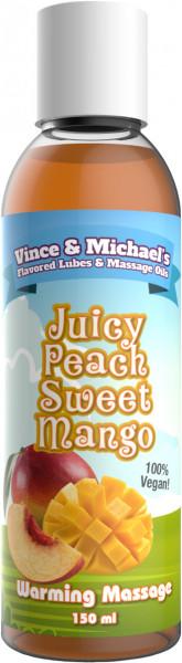 VINCE & MICHAEL's Warming Juicy Peach Sweet Mango 150ml