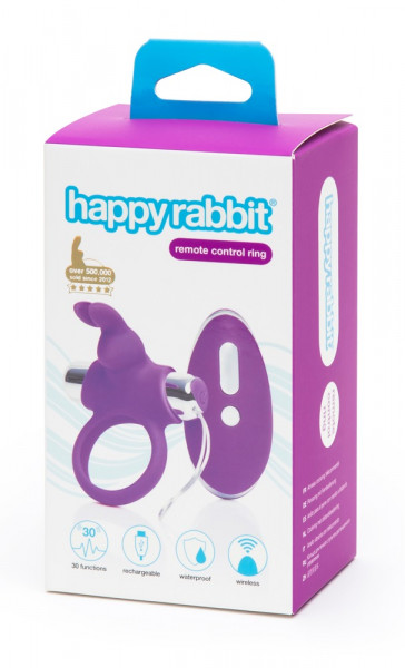 happyrabbit Remote Control Cock Ring