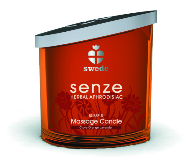 SENZE Massage Candle Blissful 150ml