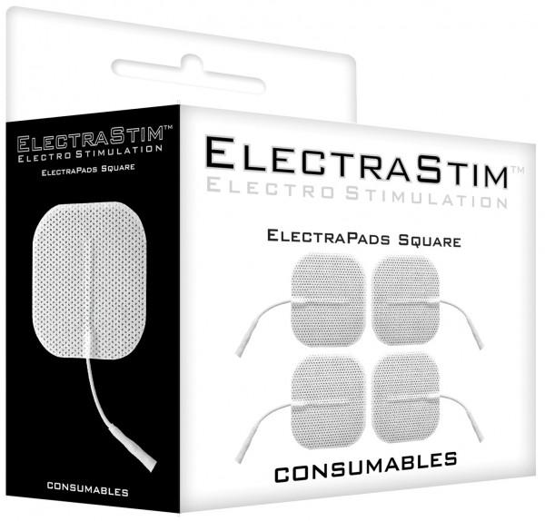 ElectraStim 4 x Self Adhesive Pads 5x5 cm