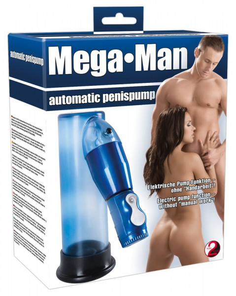 You2Toys Mega Man Automatic Pump