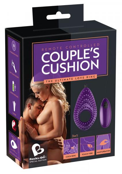 You2Toys Couple's Cushion lila