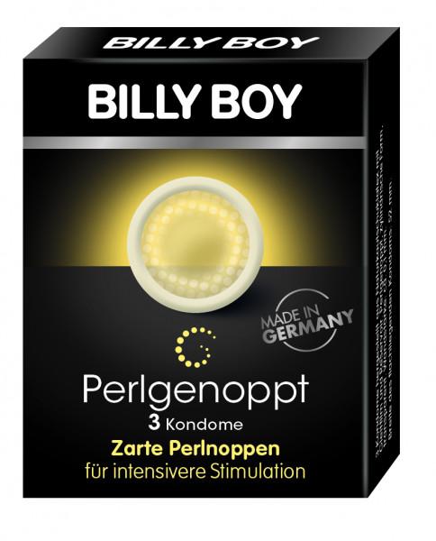 BILLY BOY Perlgenoppt 3 St.