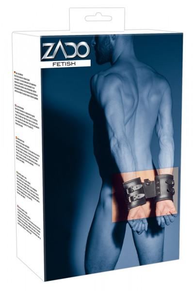 ZADO Leder-Handfesseln
