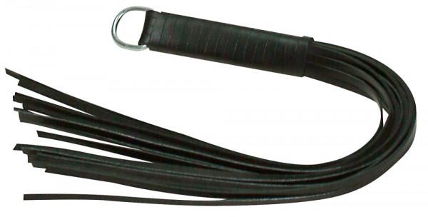ZADO Leder Mini-Peitsche 45cm