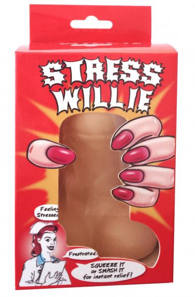 Spencer & Fleetwood Stress Willie