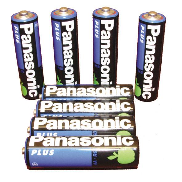 Batterie PANASONIC Mignon R6 (48 Stück VE) AA