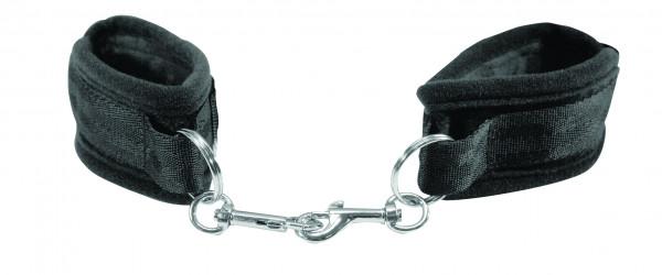 SPORTSHEETS Black Beginner´s Handcuffs