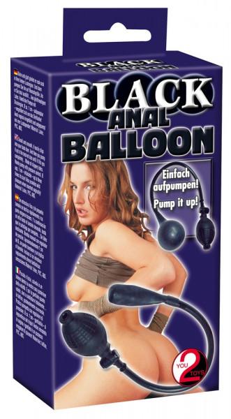 You2Toys Anal Balloon schwarz