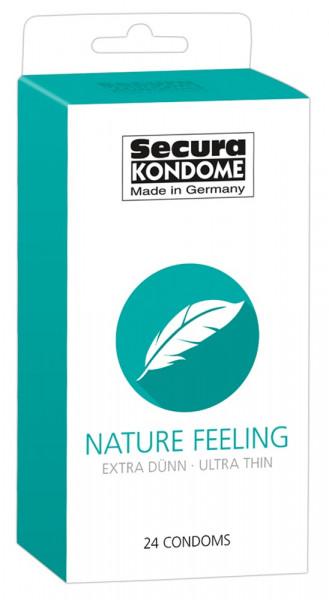 Secura Nature Feeling 24 Stk.