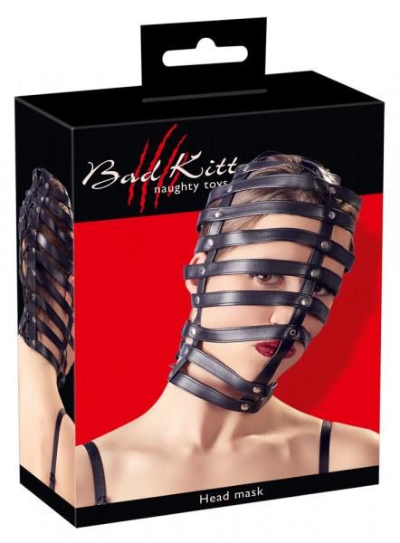 Bad Kitty Kopfmaske Käfig