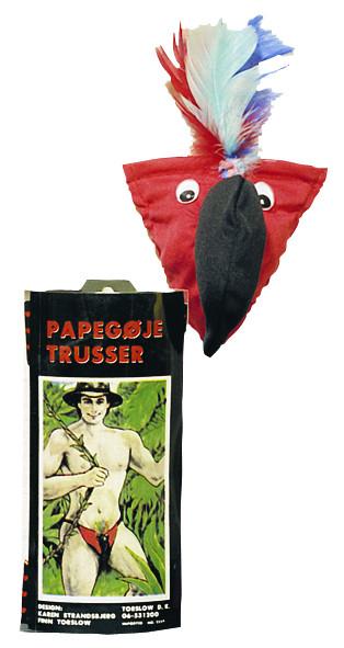 Sexy-Slip Papagei