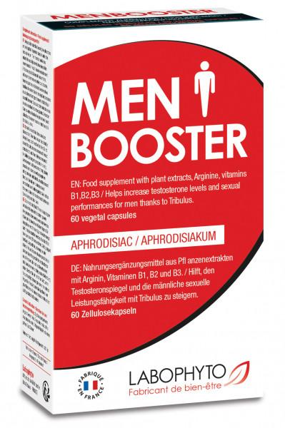 LABOPHYTO Men Booster Aphrodisiac (60 Stk.)