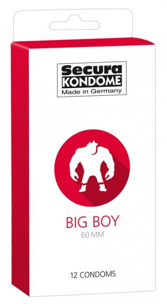 Secura Big Boy 60 mm 12 Stk.
