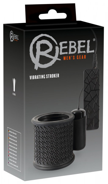 Rebel Vibrating Stroker