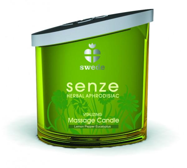 SENZE Massage Candle Vitalizing 150ml