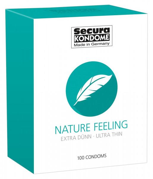 Secura Nature Feeling 100 Stk.