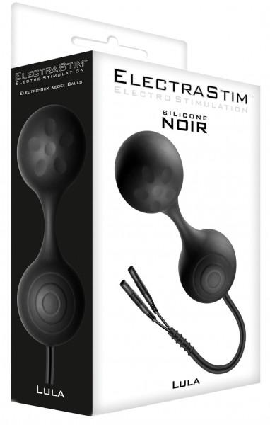 ElectraStim Silicone Noir Lula Kegel Excersisor 3,5cm