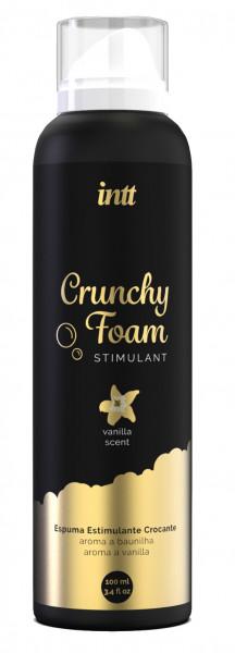 intt Crunchy Vanilla Foam100ml