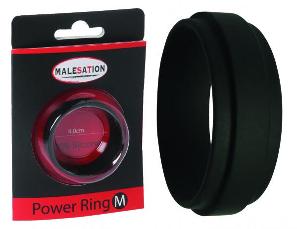 MALESATION Power Ring M (Ø 4,00 cm)