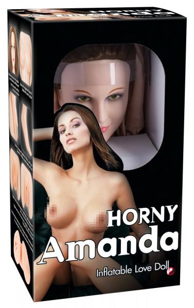 You2Toys Horny Amanda