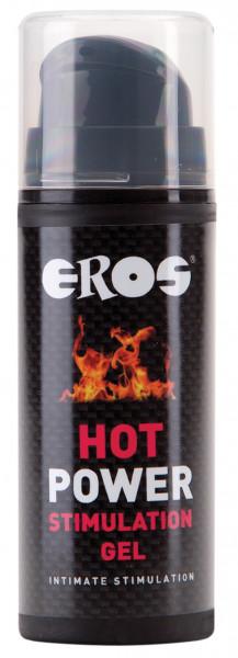 EROS Hot Power Stimulation Gel 30 ml