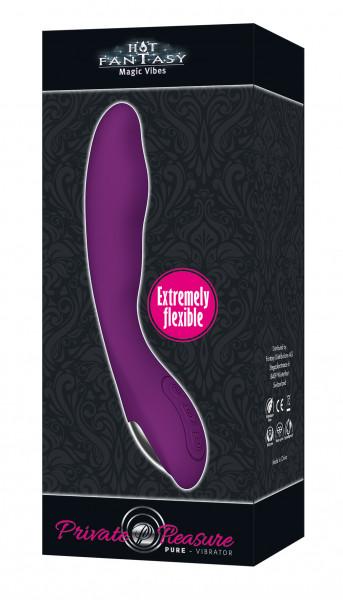 HOT FANTASY Private Pleasure Pure purple