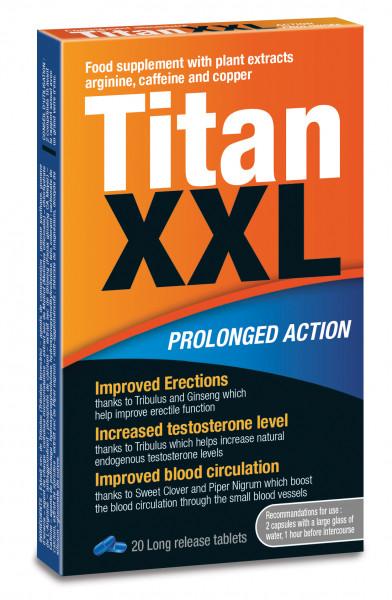 LABOPHYTO Titan XXL Prolonged Action (20 Stk.)