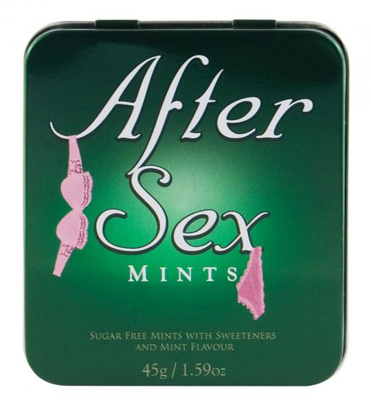 Spencer & Fleetwood After Sex Mints 45g