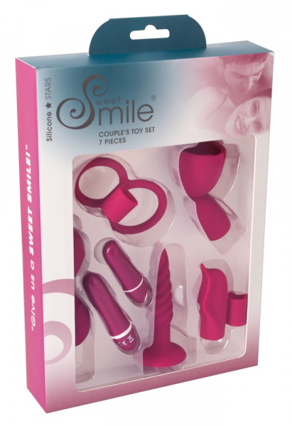 Sweet Smile Couple´s Toy Set