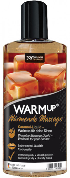 JOYDIVISION WARMup Karamel