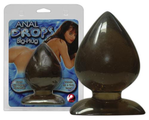 Anal Drops Big-Plug