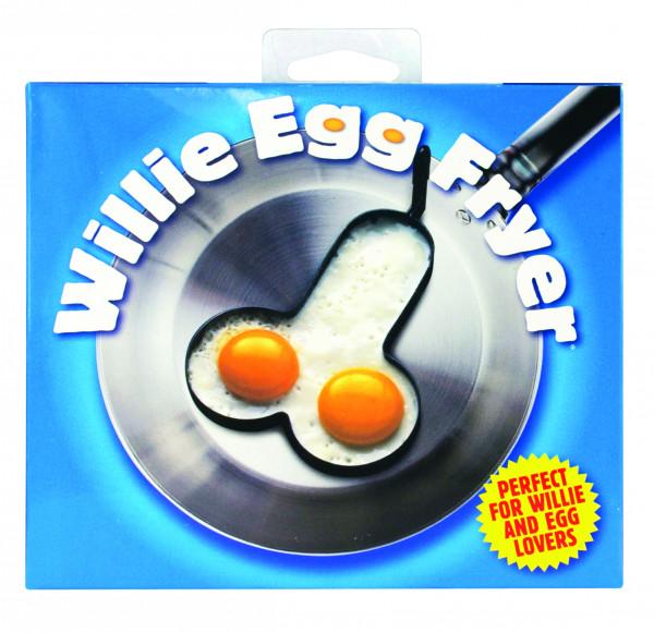Willie Egg Fryer (Penis-Backform)